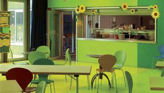 Soluzioni sika per ledilizia scolastica: cucine e mense